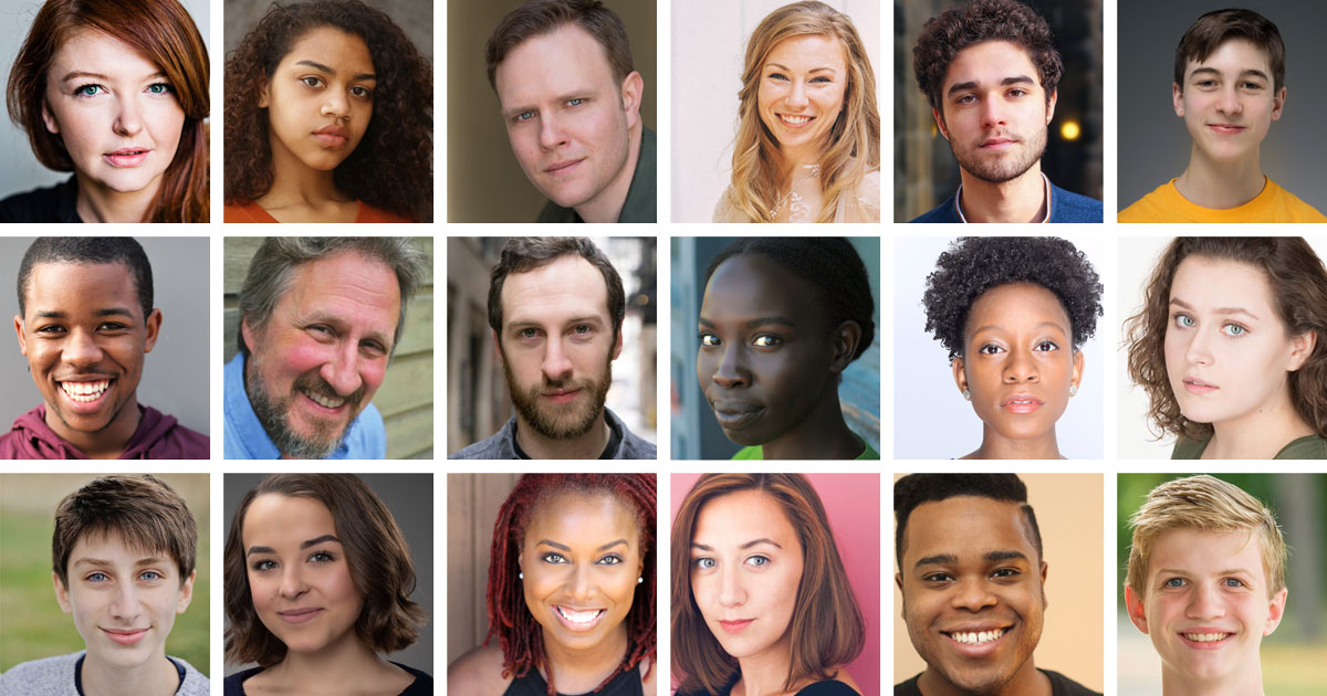 Summer 2019 Company - Parallel 45 Theatre